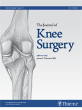 Publication Journal of Knee Surgery